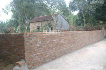 Bán 186m2 đất trung tâm xã Bình Yên, Thạch Thất, 2 mặt đường. Sổ đỏ đất ở 100%, 3,8 tr/m2