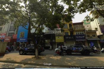 Cho thuê MP Hàng Gai, S = 12m2 x 1 tầng, MT 1,2m, khu đông đúc dân cư và khách du lịch