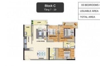 Chính chủ bán căn góc 3 phòng ngủ khu Emerald view CV 5600m2 Celadon City - LH 0794.085.081