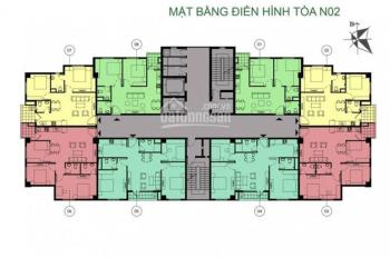 Suất ngoại giao cần bán gấp căn CC K35 Tân Mai, căn 1501, DT 76,8m2, giá 1.9 tỷ, LH 0978027988