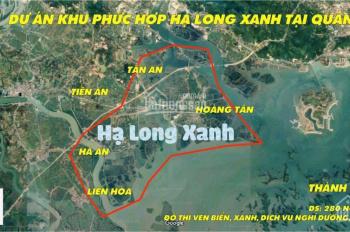 Bán đất quy hoạch Đầm Rùa, Cành Chẽ, Xóm Máng, Đồng Mát, đảo Hoàng Tân cho các nhà đầu tư