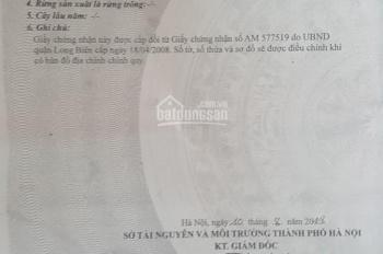Bán 43m2 đất ngay cổng dự án Khai Sơn, cách đường Lý Sơn 15m, đường ô tô vào nhà. LH 0963381098