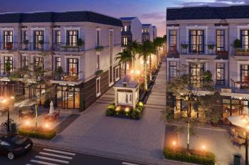 Nhà phố trung tâm Lakeside Palace, đường lớn, Q. Liên Chiểu