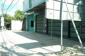Cho thuê kho tại ngã ba, mặt tiền Quốc lộ 1A, H. Châu Thành, Tiền Giang, LH: 0969 643 489