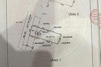 Bán nhà HXH 5m Tân Thới Nhất 2, Tân Thới Nhất, Q12. DT 5 x 15.5m (trệt, lầu), giá 4.7 tỷ
