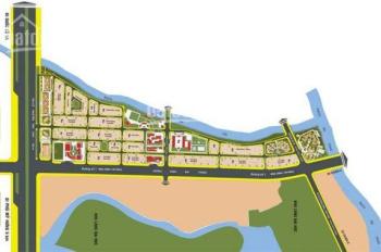 Bán gấp đất khu Conic 13B, Phong Phú, Bình Chánh, sổ riêng, TC 100%, giá 18tr/m2. LH 0796964852