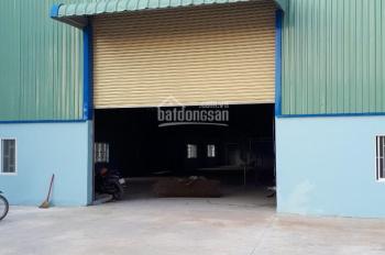 Cho thuê nhà xưởng 1200m2 giá 56tr/th tại Lê Văn Khương Hiệp Thành, Q12 nhà xưởng mới 100% sạch đẹp