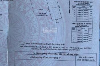 Cần bán gấp đất đường số 10 khu Lý Phục Man, Quận 7, DT 14x39m