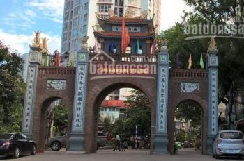Bán đất Mễ Trì Thượng - 127m2 - 8.4m mặt tiền - hợp xây phân lô, chung cư mini - SĐCC