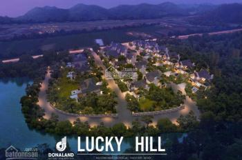 4 tỷ sở hữu đất biệt thự 500m2 tại Hà Nội, lưng tựa núi mặt hướng hồ