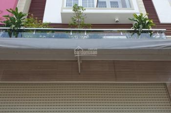 Bán nhà mặt phố kế bên chợ Phú Thuận, 5x20m, XD 1tr 3 lầu, sổ đỏ, bán full NT, LH 0965004779 Mr Huy