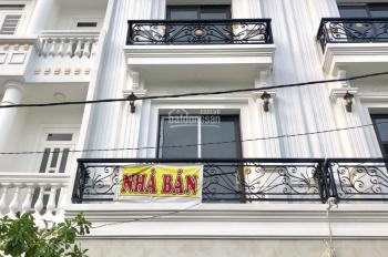 Bán nhà gần ngã 4 Thủ Đức, gần Coop Mart Thủ Đức, đường Võ Văn Ngân, 4 tầng x 200m2, chính chủ