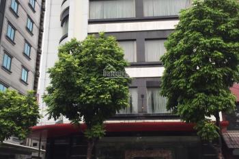 Cho thuê nhà mặt phố Trần Thái Tông, Cầu Giấy, 580m2