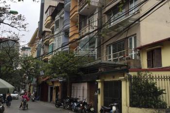 Bán nhà phố Đặng Thai Mai, môi trường sống cao cấp, nhiều người nước ngoài sinh sống, dễ cho thuê