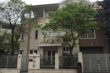 Cho thuê biệt thự bán đảo Linh Đàm, DTXD 100m2, 3,5 tầng, giá 45tr/th