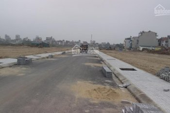 Bán lô góc 97m2 nhìn hồ bơi và sân tenis khu đấu giá Thường Tín, HN, 2 mặt đường to, đẹp