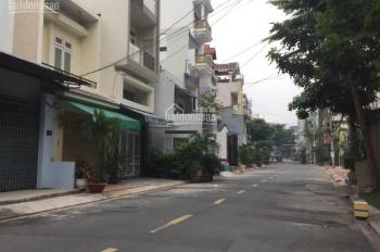 Bán nhà mặt tiền đường Trần Thủ Độ, 4.45x21m, cấp 4 tiện xây mới