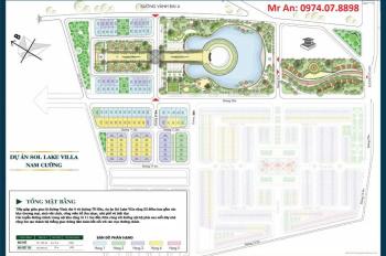 Biệt thự khu phố chợ Đô Nghĩa, giá bán 30 tr/m2. Đầu tư tốt, sinh lời nhanh, 0974078898