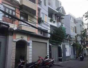 Cần bán nhà khu Kiều Đàm hẻm 793, Tân Hưng, DT 5,4x15m, xe hơi tới nhà, LH 0964387007 Phương
