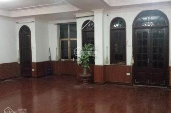 Cho thuê nhà tại Hoàng Cầu, DT 80m2 x 6 tầng, MT 8m, có thang máy, giá 70 tr/th, LH 0339529298