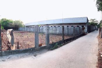 Bán đất 2 mặt tiền đường có thổ cư xã Long Phước, Long Thành, Đồng Nai, SHR, LH: 0984186112