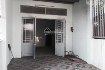 Bán nhà có gác lửng, 2 mặt tiền, nở hậu, kèm 1 phòng trọ liền kề, sổ hồng riêng, diện tích 80m2