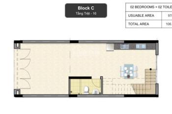 Bán căn shop Emerald C0.16 dự án Celadon City