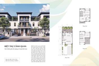 Chỉ 2.2 tỷ sở hữu căn nhà phố 1 trệt, 2 lầu, 3PN dự án Swan Park - Đồng Nai - LH: Ly 0939792228