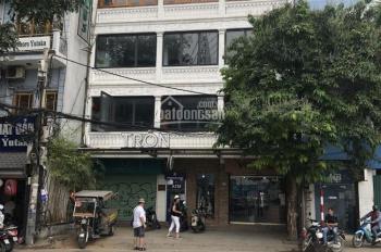 Chính chủ cho thuê nhà 4 tầng mặt phố số 99 Xuân Diệu, P. Quảng An, Tây Hồ, Hà Nội. LH 0936455811