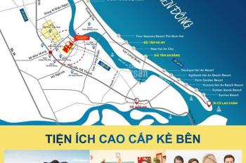 Ra mắt dự án GĐ 1 ở Bắc Hội An, giá chỉ có 1 tỷ -1.3 tỷ. LH: 0918.434.575