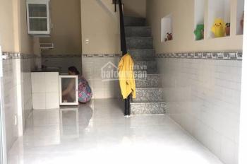 Bán nhà 137/5 Nguyễn Du, P. 7, Gò Vấp 1 trệt, 1 lầu, nhà mới