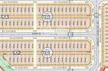 Bán 5 lô đất MT đường 20m Grand Nest Khải Vy (Q7 Saigon Riverside). Giá 4.9 tỷ/90m2, LH 0901424068