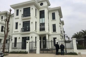 Chính chủ nhờ bán lô biệt thự đơn lập Green Bay khu Mộc Lan - Sau hồ. DT 200m2, giá 43 tỷ bao tên
