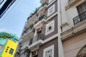 Cho thuê khách sạn đường Bùi Viện, Q. 1, 5 tầng, 15 phòng, giá 115tr/th