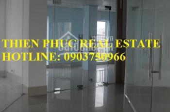 Cho thuê văn phòng 200m2, MT Nguyễn Cư Trinh, Q1, 102.3 triệu/tháng bao thuế phí