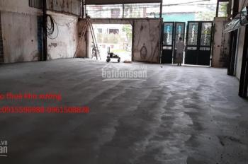 Cho thuê xưởng rộng 210m2, giá 11 triệu/th ngay Từ Sơn