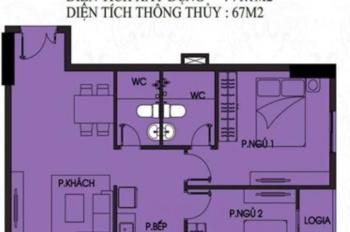 Cần bán căn hộ Tecco Town Bình Tân - Block C. LH 0914891010