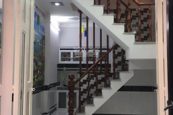 Nhà phố 4x10m, 1 trệt 2 lầu, 2 PN 2 WC Hà Huy Giáp q12 chính chủ