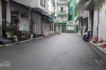 Mặt ngõ P. Gia Thụy, 640 Nguyễn Văn Cừ 35m2 x 4 tầng, đường to 6m ô tô tránh nhau, KD mọi mặt hàng