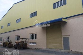 Cho thuê nhà xưởng trong khu công nghiệp Tân Tạo, Quận Bình Tân. DT 4500m2, giá 250tr/th