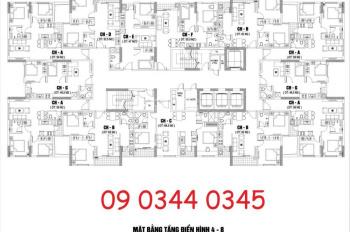 Suất ngoại giao căn hộ giá rẻ đầu tiên tòa M7, Mipec City View 09.0344.0345