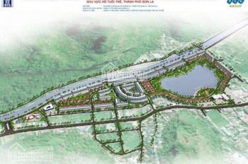 Bán nền SH FLC Sơn La - Khu đô thị hồ Tuổi Trẻ - TP. Sơn La