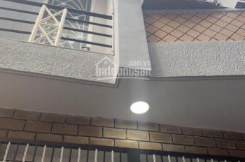 Bán nhà hẻm Nguyễn Thị Tần, phường 2, quận 8. DT 3x14m 3 lầu, 1 sân thượng thoáng mát, giá: 4 tỷ