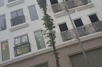 Cho thuê liền kề đường Nguyễn Tuân, 90m2, 4 tầng 1 hầm, nhà nguyên bản, LH 0338 632 268