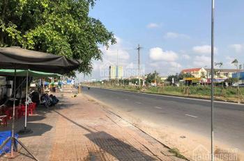 Cho thuê đất mặt tiền đường Lê Hồng Phong, DT: 18mx22m, đất trống, lề lộ rộng gần 10m