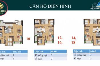 Chỉ từ 2 tỷ sở hữu căn hộ 3PN ngay mặt phố Sài Đồng, Long Biên
