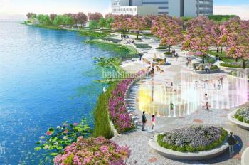 Bán căn shop Midtown (Sakura) hoa anh đào lầu view hồ bơi giá