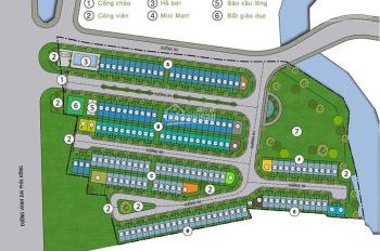 Bán nhà hoàn thiện trong Mega Residence, Q9. Hướng Bắc, 80m2, giá 5,8 tỷ - SHR, Full NT