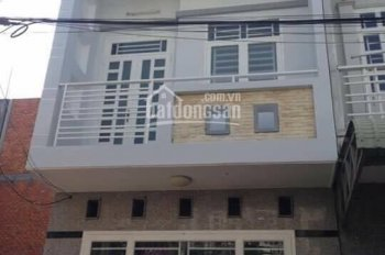 Cần cho thuê nhà mới 1 trệt 1 lầu, mặt tiền đường B5 KDC Hưng Phú, giá 10 tr/th