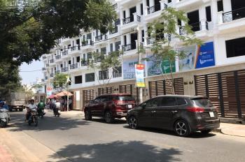 Đừng vội mua nhà khi chưa tham quan khu nhà phố thương mại mặt tiền đường trung tâm quận 12
